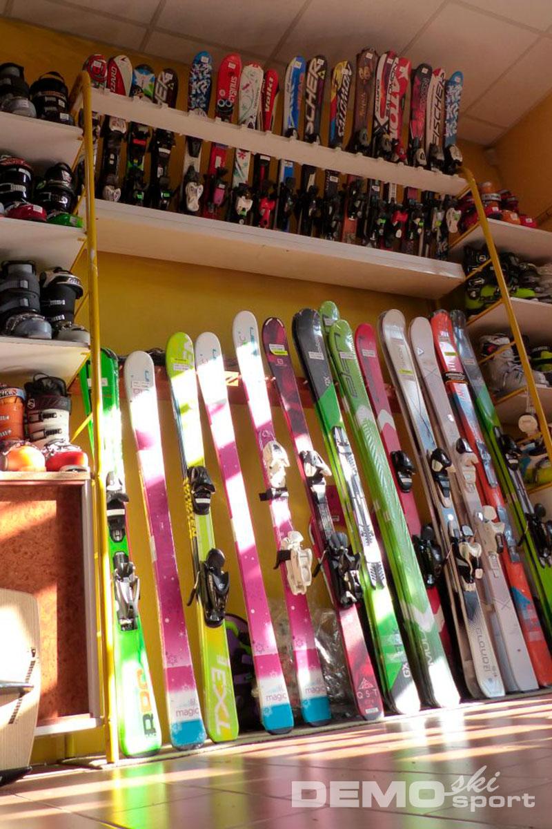 Predaj lyží, snowboardov, príslušenstva 3
