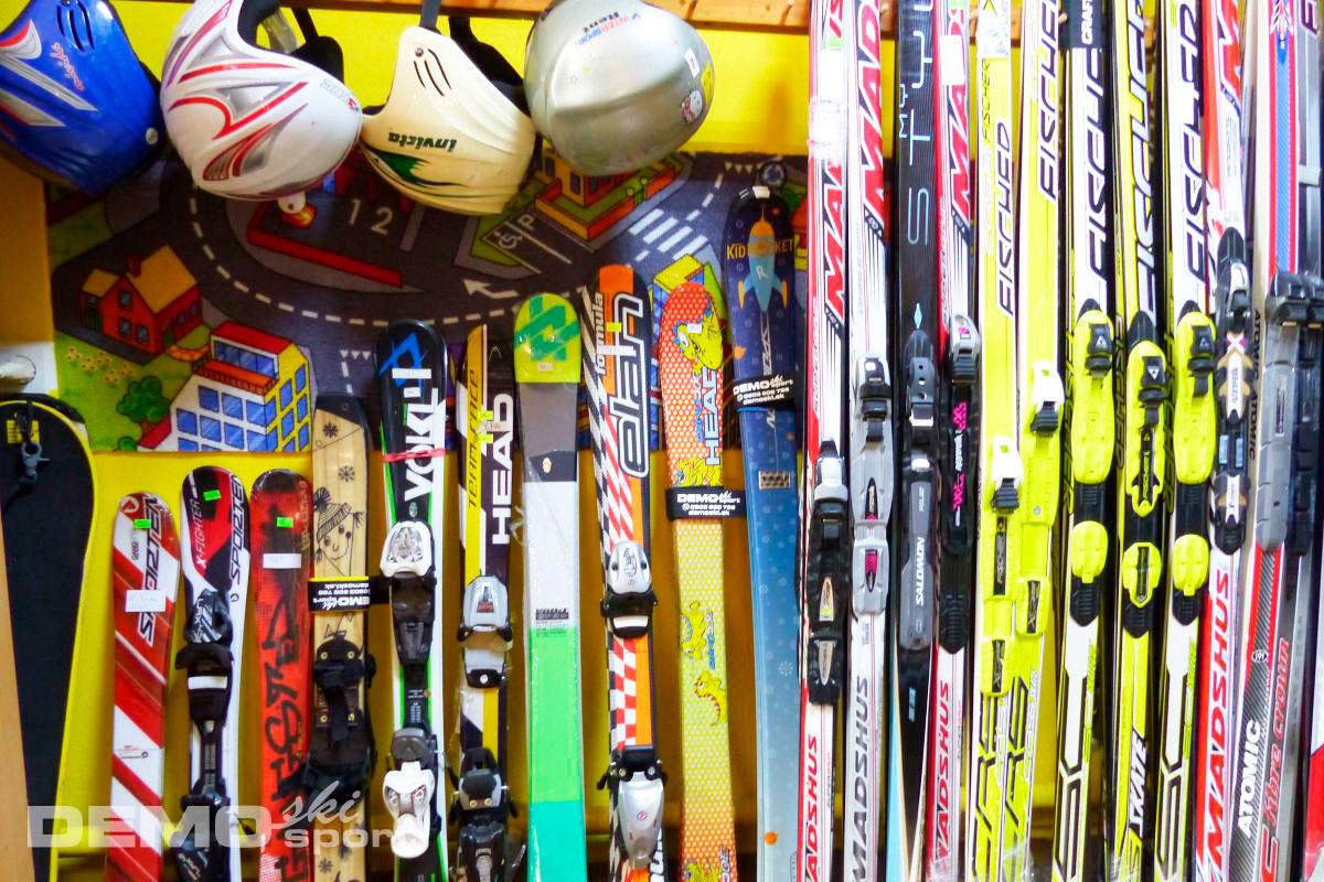 Predaj lyží, snowboardov, príslušenstva 7