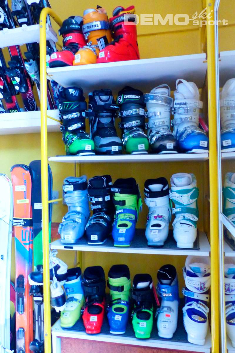 Predaj lyží, snowboardov, príslušenstva 15